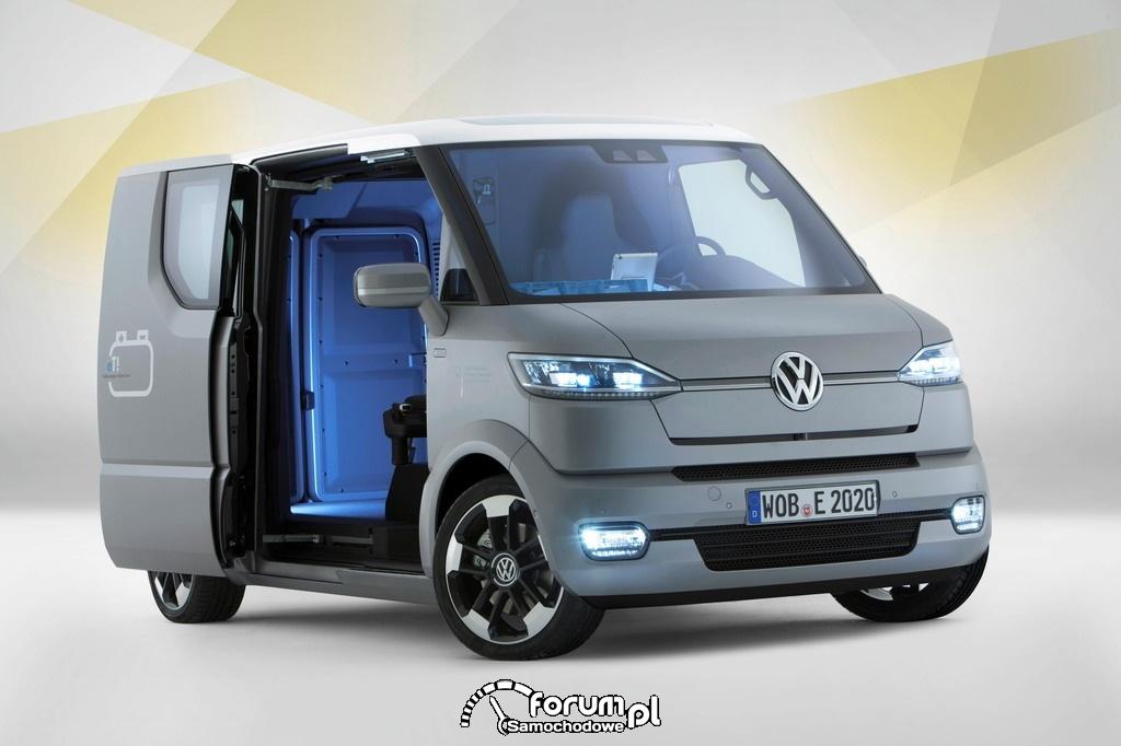Roadmap E - samochody elektryczne od Volkswagena