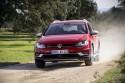 Volkswagen Golf Alltrack, przód