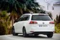Volkswagen Golf GTD Variant, tył