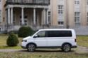 Volkswagen Multivan Alltrack, bok
