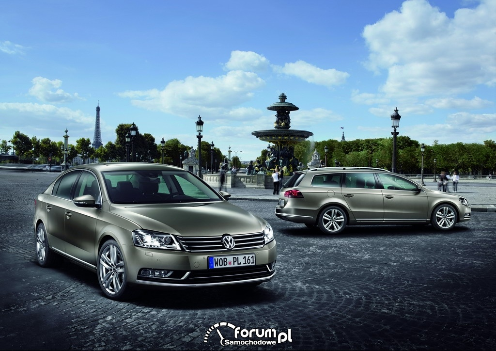 Volkswagen Passat 2012 : 2