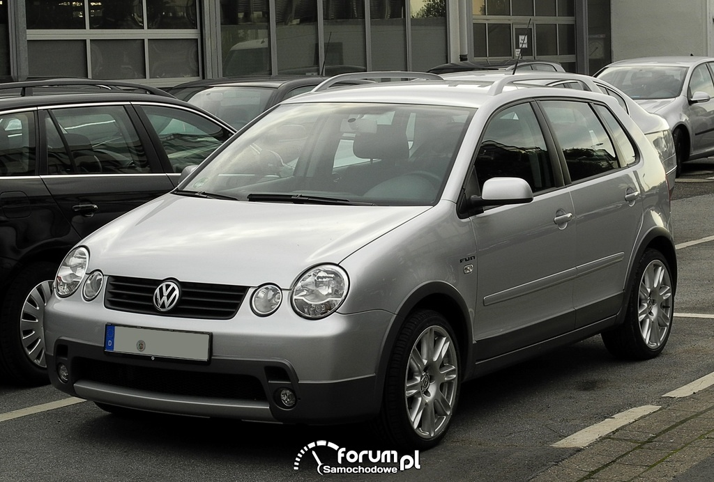 Volkswagen Polo Fun - Cross
