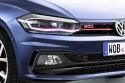 Volkswagen Polo GTI, 2018, przednie reflektory