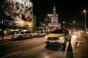 Volkswagen T-Roc, noc, miasto
