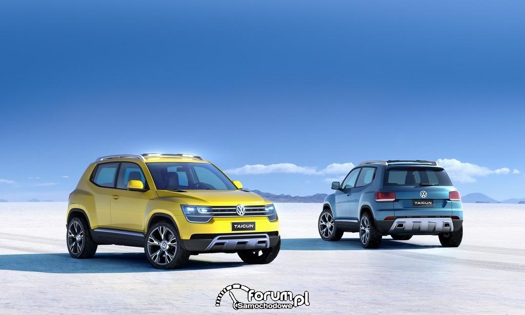 Volkswagen Taigun, SUV, 2