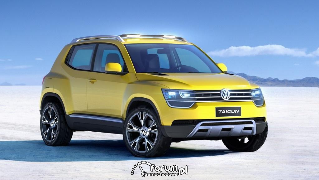 Volkswagen Taigun, SUV