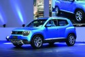 Volkswagen Taigun, SUV, przemiera na targach International Motor Show 2012 w Brazylii