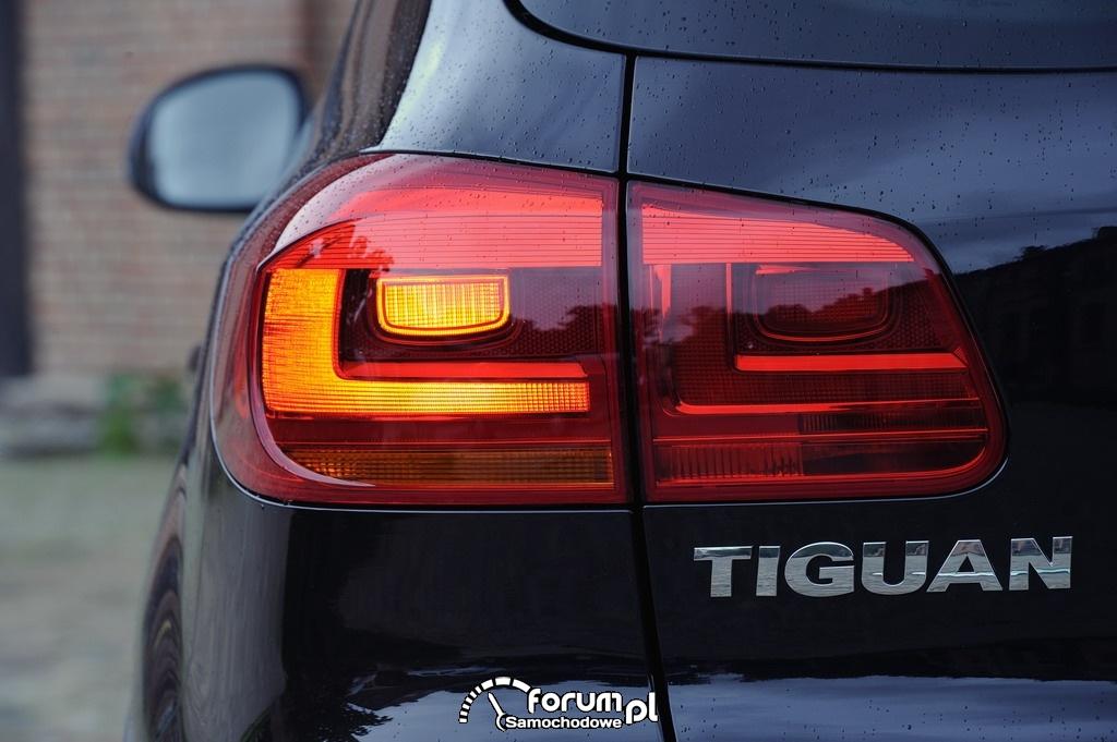 Volkswagen Tiguan Sport & Style - lampa tylna