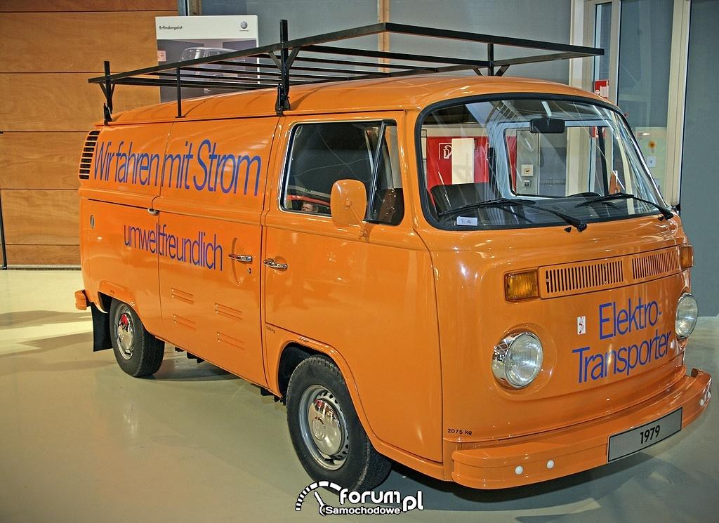 Volkswagen Transporter Bulli T2