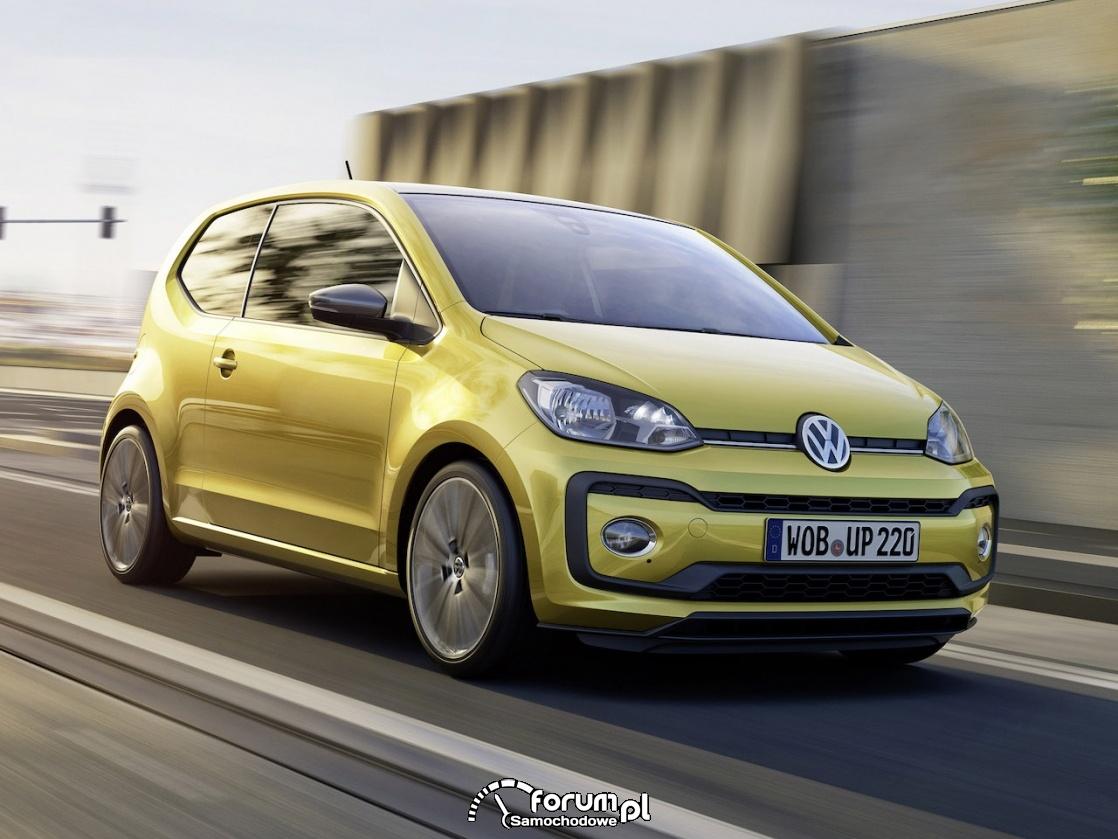 Volkswagen up! - samochód do miasta