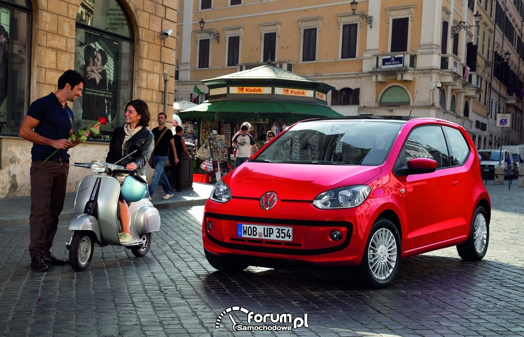 Volkswagen up! - World Car of the Year 2012, 1