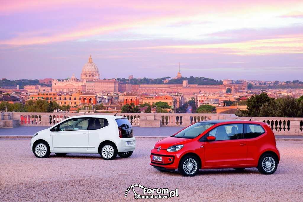 Volkswagen up! - World Car of the Year 2012, 4