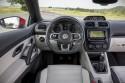 VW Scirocco, wnętrze, kokpit