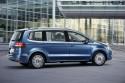 VW Sharan, bok