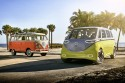 VW T1 Westfalia vs VW I.D. BUZ
