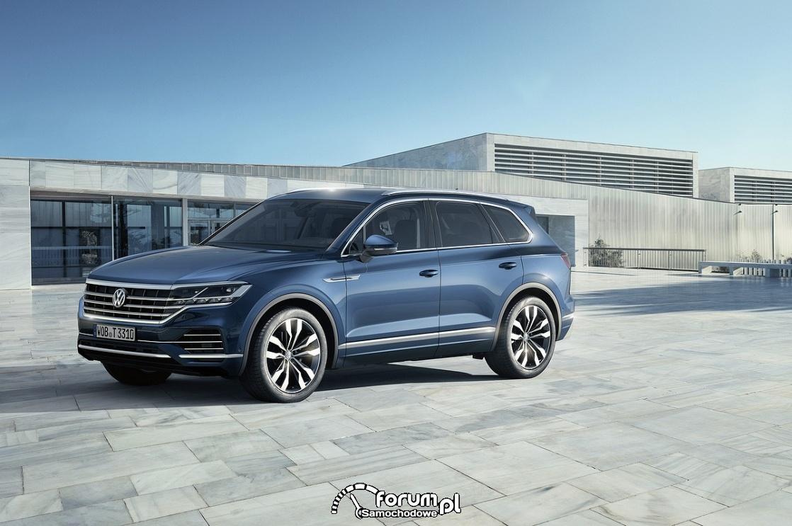 VW Touareg, 2018