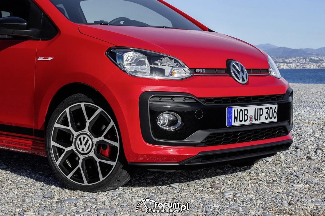 VW up! GTI, alufelgi