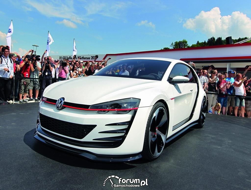 Wizjonerski Golf GTI - Design Vision GTI, 3