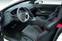 Wizjonerski Golf GTI - Design Vision GTI, wnętrze