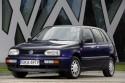 Volkswagen Golf III, przód