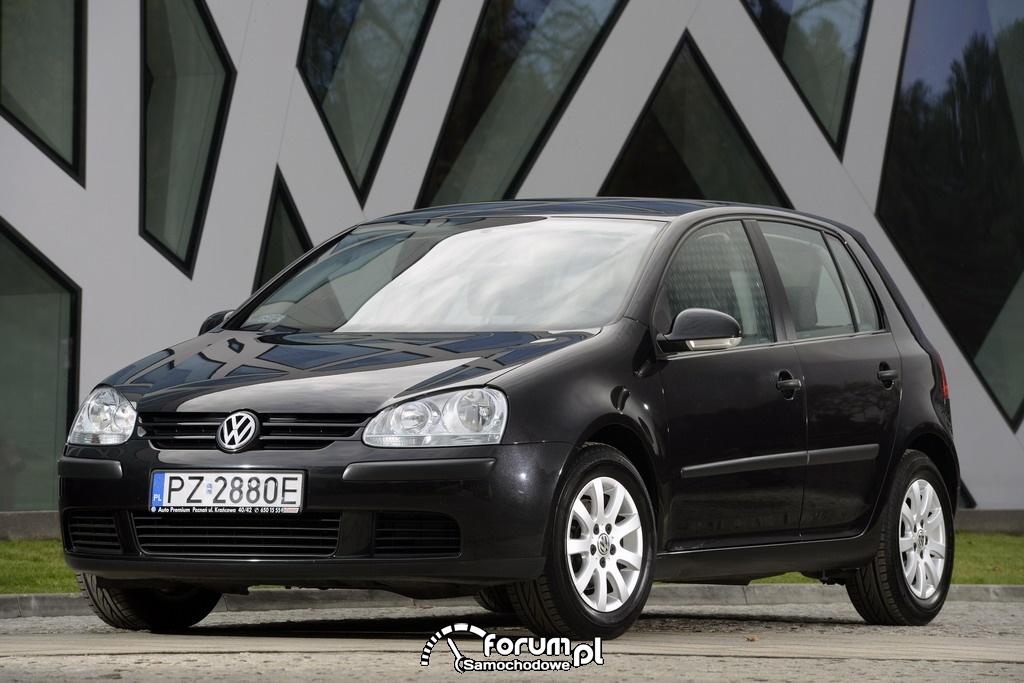 Volkswagen Golf V, przód