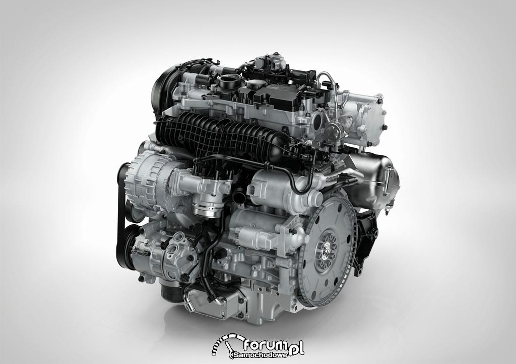 Silnik Drive-E D4 – silnik wysokoprężny, 4-cylindrowy, pojemność 2.0, Volvo