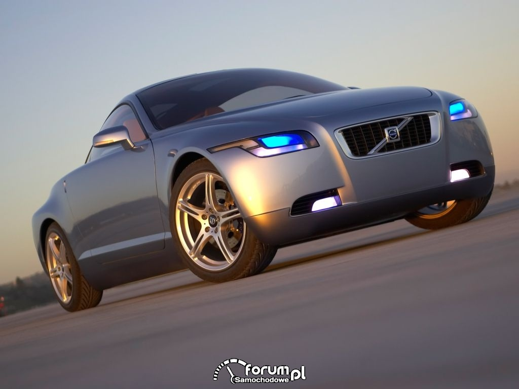 Volvo 3CC Concept FA Sunset