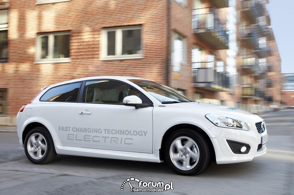 Volvo C30 Drive, samochód elektryczny