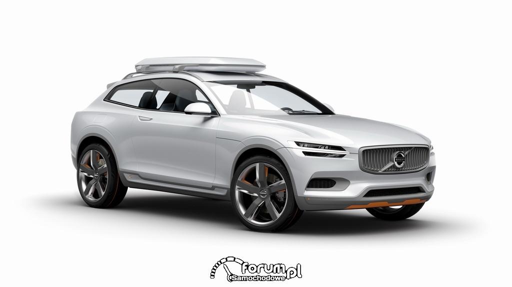 Volvo Concept XC Coupe, przód