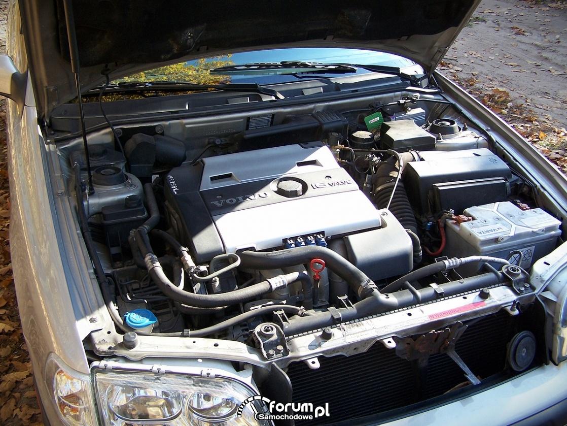 Volvo S40 2.0 140KM, silnik i instalacja LPG
