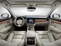 Volvo S90, wnętrze
