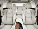 Volvo S90, wygodne fotele