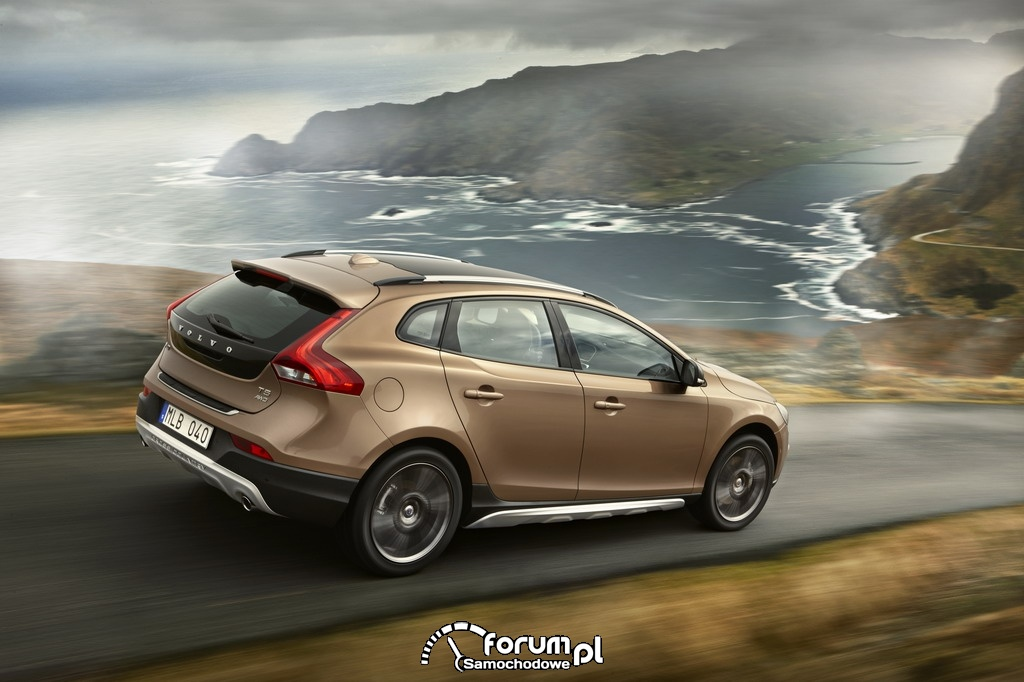 Volvo V40 Cross Country - konkurs Fleet Award Polska 2013