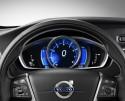Volvo V40 R-Design, kierownica i zegary