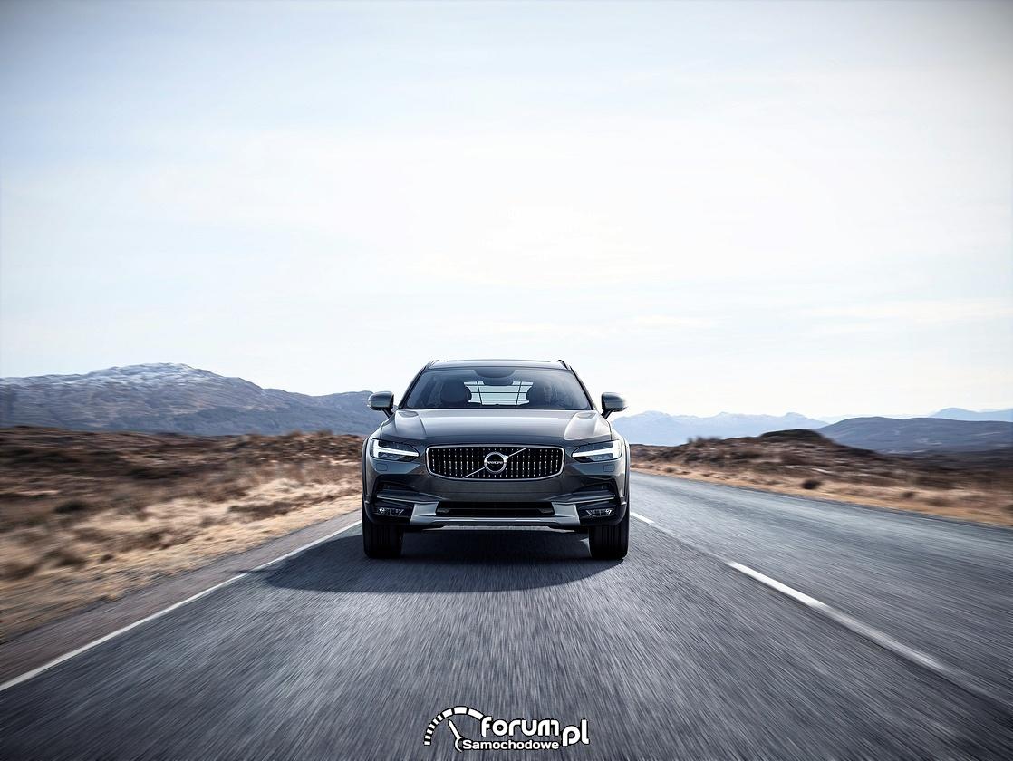 Volvo V90 Cross Country, przód