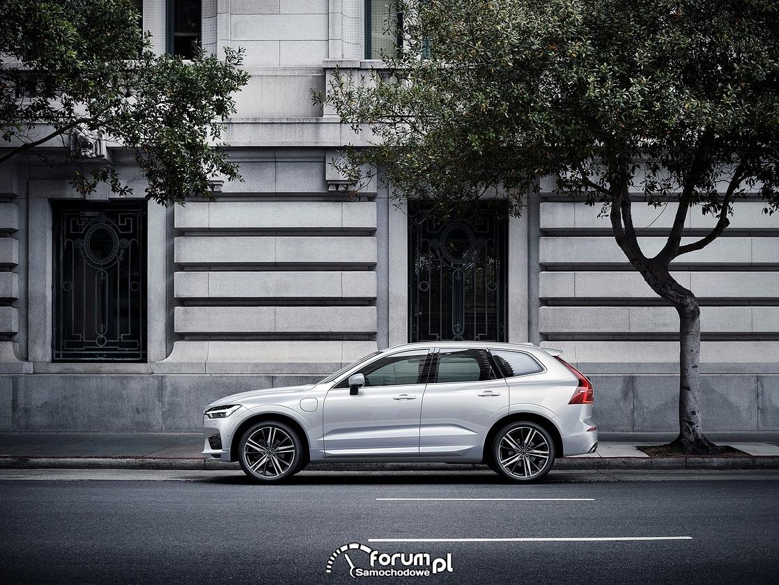 Volvo XC60, bok