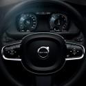 Volvo XC90, kierownica multifunkcyjna i zegary