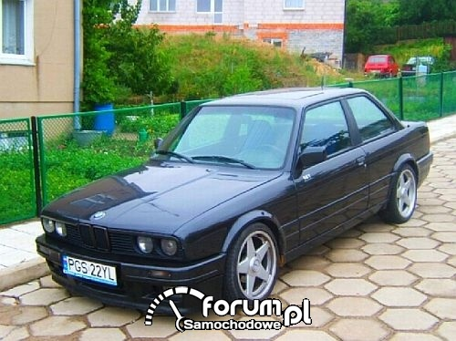 BMW E30 AZEV A 17