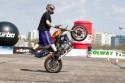 Motory - jazda na jednym kole, 3