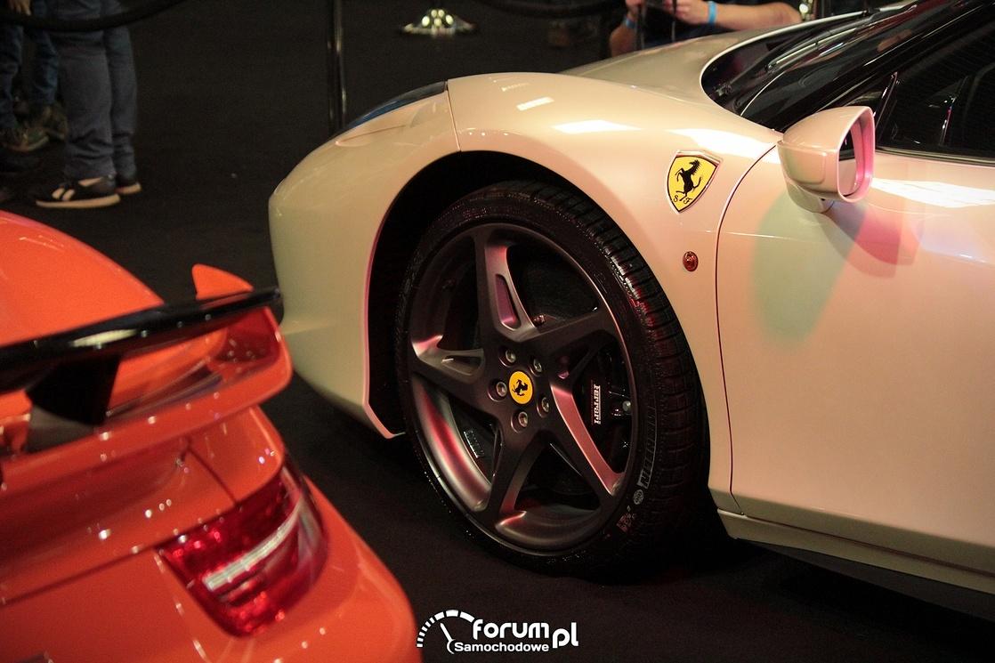 Alufelgi Ferrari
