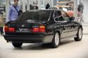 BMW E34, tył