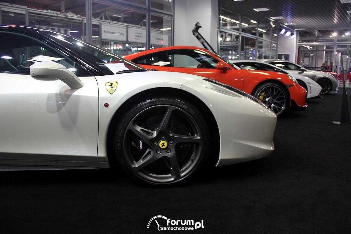 Ferrari, alufelgi