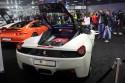 Ferrari, tył