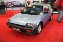 Honda Civic III generacji, przód