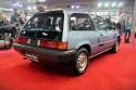 Honda Civic III generacji, tył