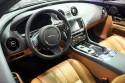 Jaguar XJ, wnętrze