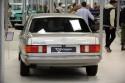 Mercedes 560 SEL, tył