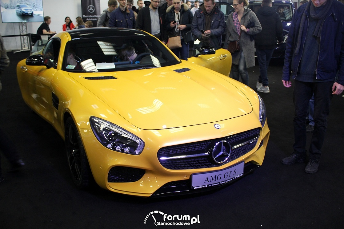 Mercedes ANG GT S