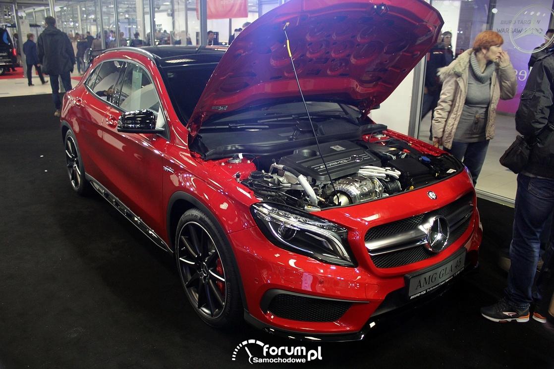 Mercedes GLA 4S AMG