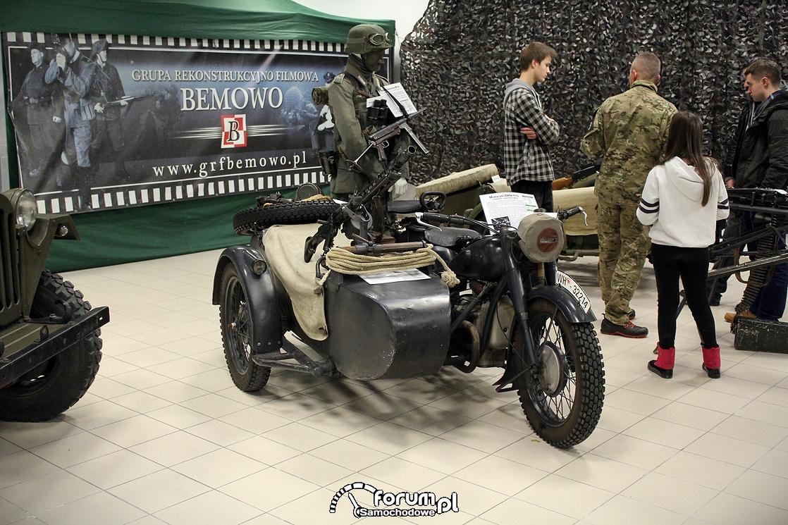 Motocykl BMW R75